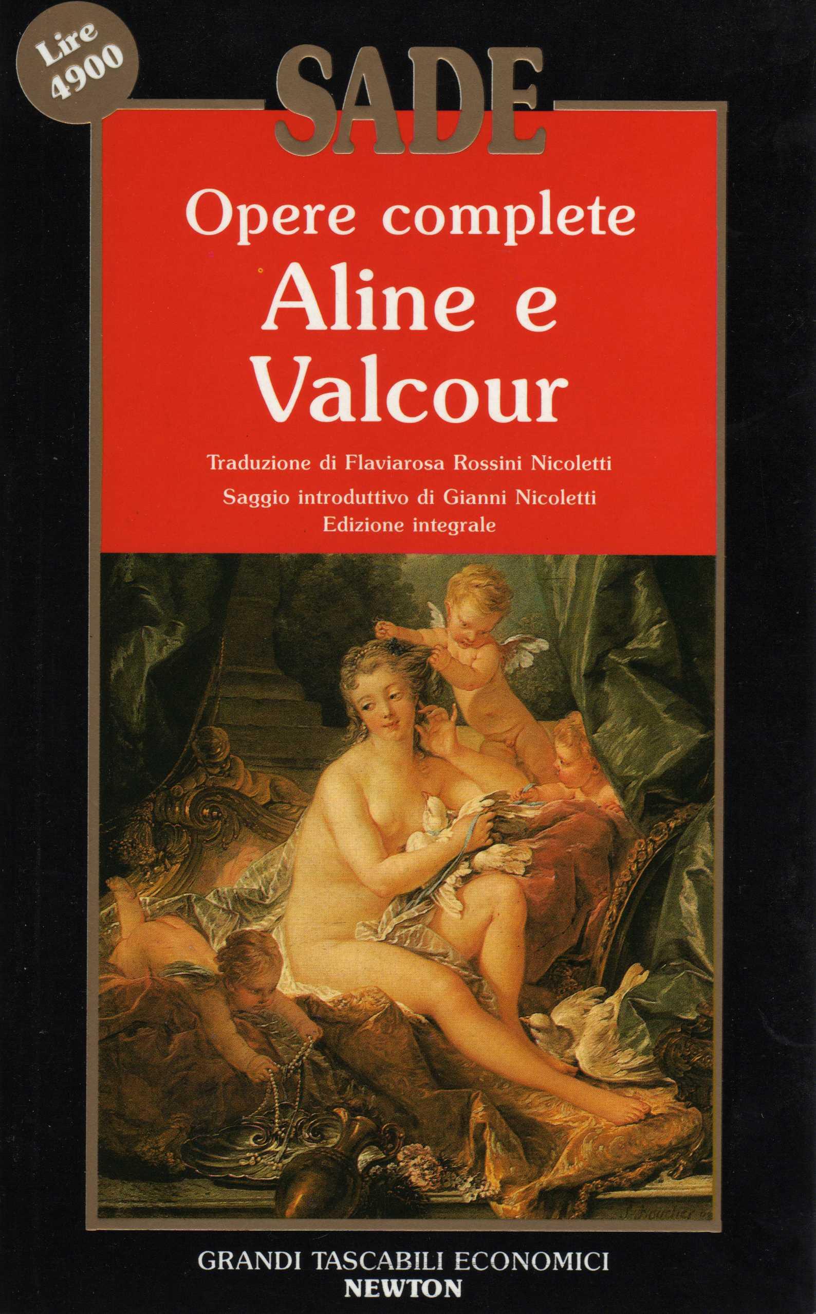 Aline e Valcour