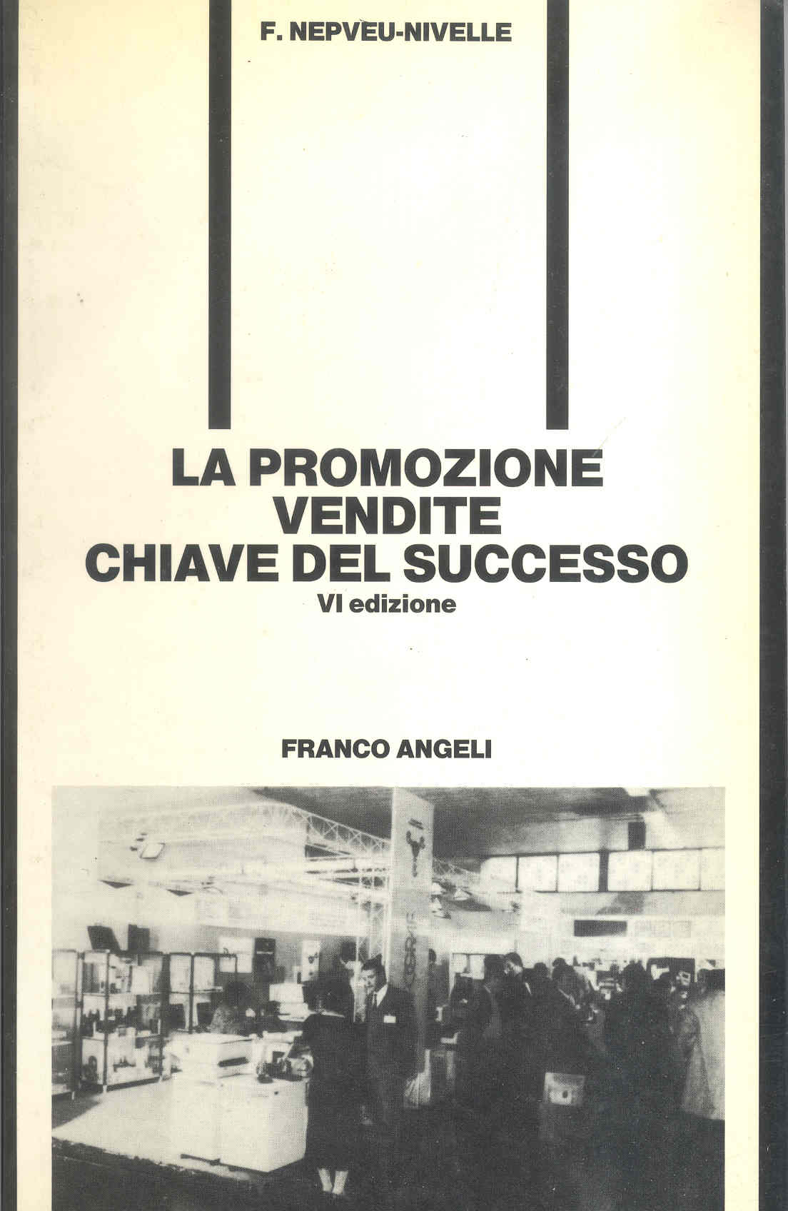 La promozione vendite chiave del successo
