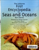 Usborne internet-linked first encyclopedia of seas and oceans