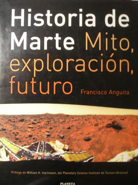 Historia de Marte