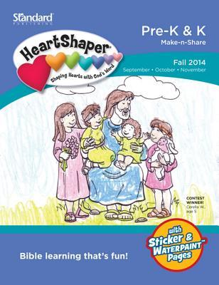 Pre-K & K Make-n-Share - Fall 2014
