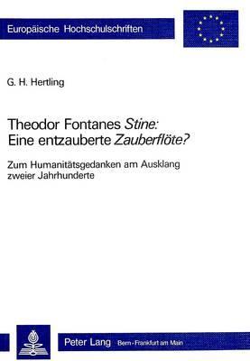 Theodor Fontanes Stine