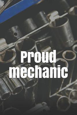 Proud mechanic