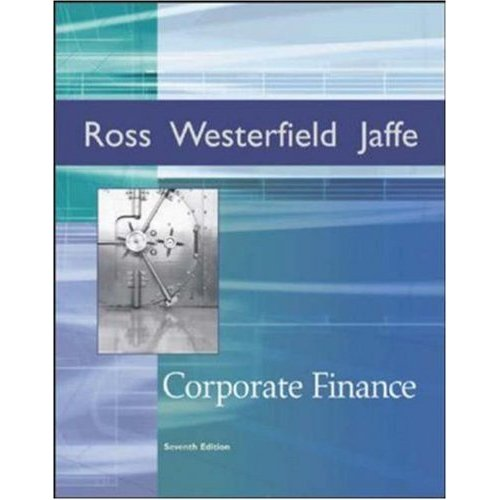 Corporate Finance + Student CD-ROM + Standard & Poor's card + Ethics in Finance PowerWeb