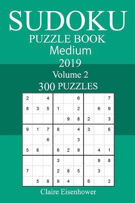 300 Medium Sudoku Pu...