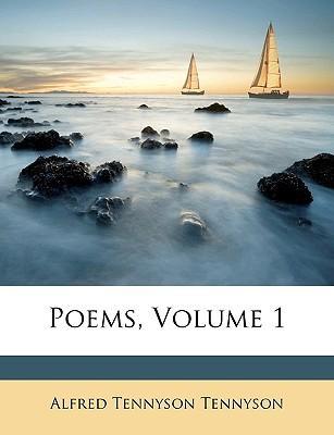 Poems, Volume 1