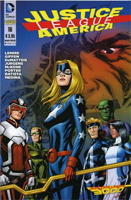 Justice League America n. 16