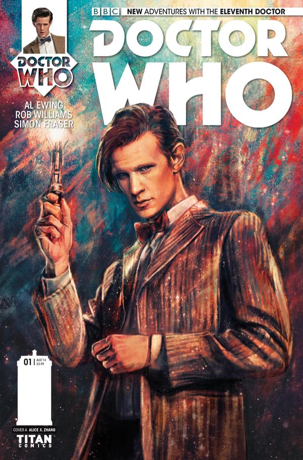 Doctor Who: The Elev...