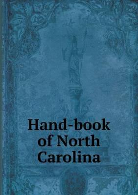 Hand-Book of North Carolina