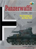 PANZERWAFFE VOL. 2 - THE CAMPAIGNS IN THE WEST 1940