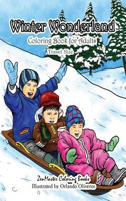 Travel Size Coloring Book for Adults