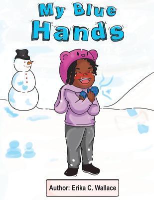 My Blue Hands
