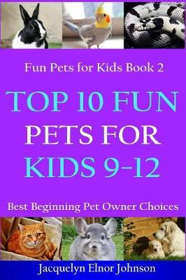 Top 10 Fun Pets for Kids 9 - 12