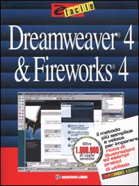Dreamweaver 4 & Fireworks 4