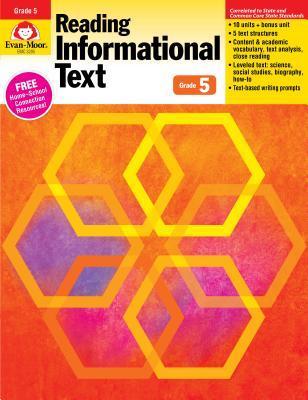 Reading Informational Text, Grade 5