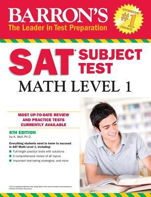 Barron's SAT Subject Test Math, Level 1