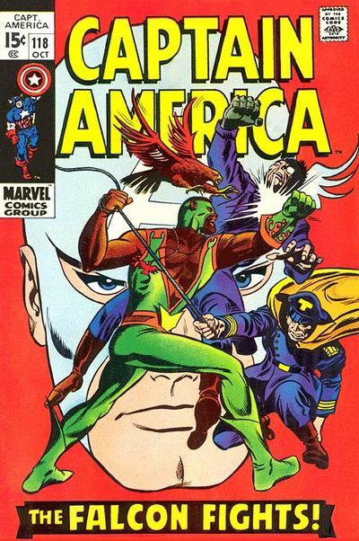 Captain America Vol.1 #118