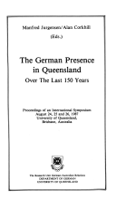 The German Presence in Queensland Over the Last 150 Years