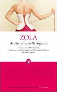 """Émile Zola: """"Al paradiso delle signore"""""""