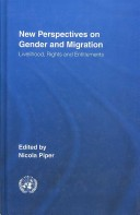 New perspectives on gender and migration