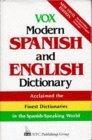 Vox Modern Spanish a...
