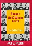 Surrealist Art and Writing, 1919-1939