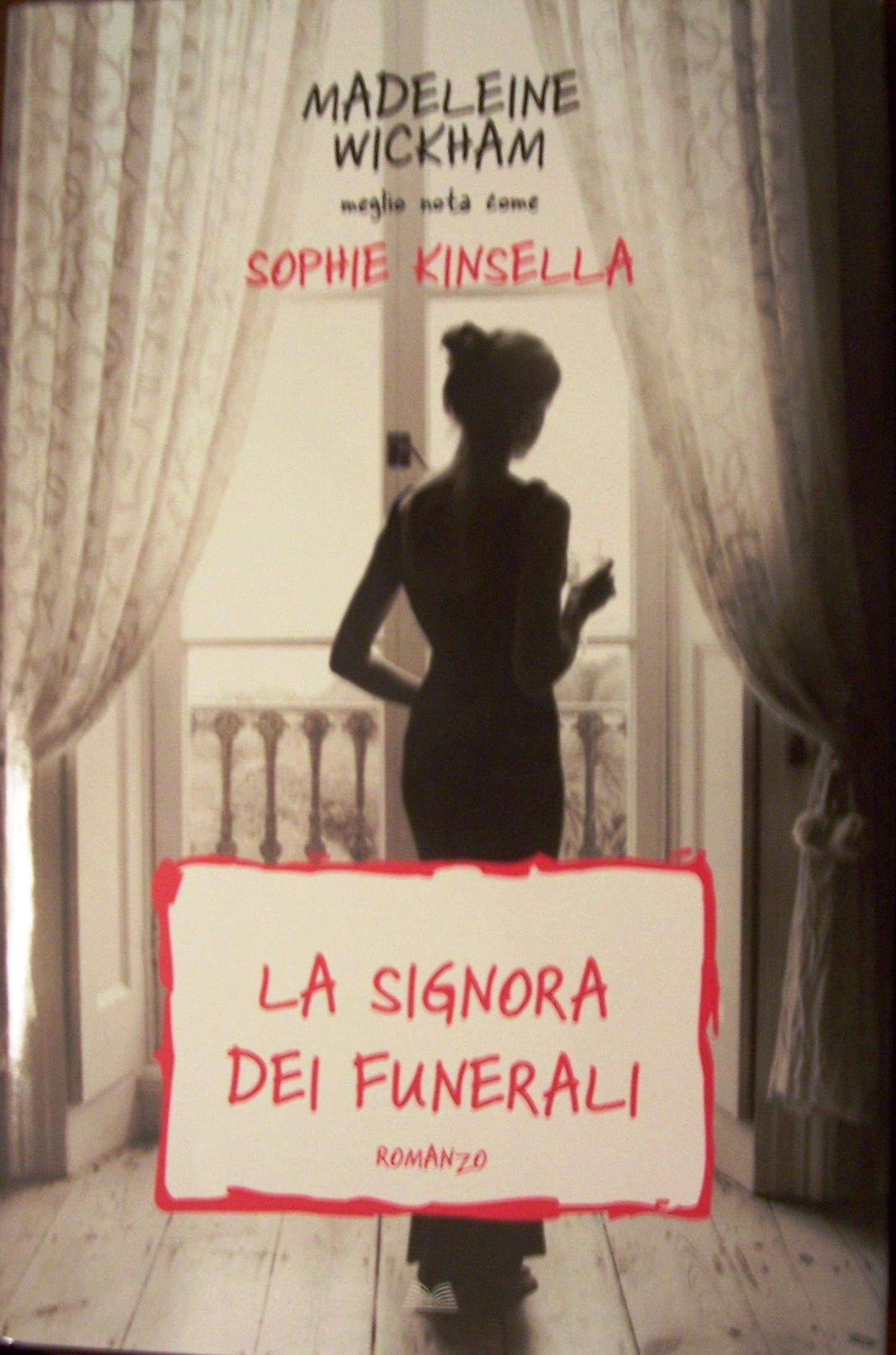 La signora dei funerali