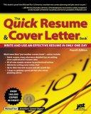 Quick Resume & Cover...