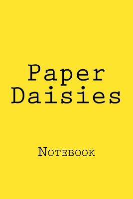 Paper Daisies Notebo...