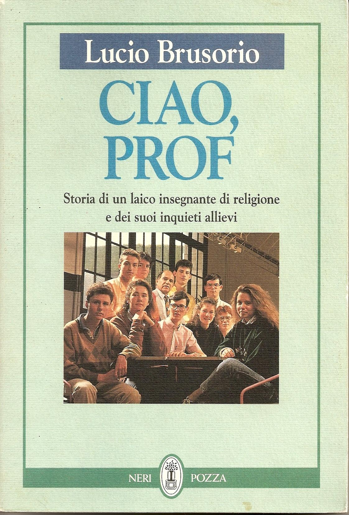 Ciao, prof