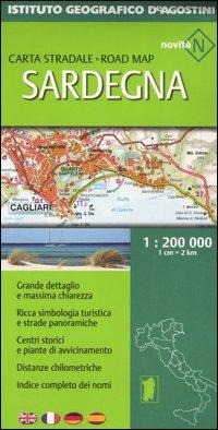 Sardegna 1:200 000