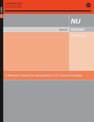 A Method to Assess the Vulnerability of the U.s. Chemical Facilities