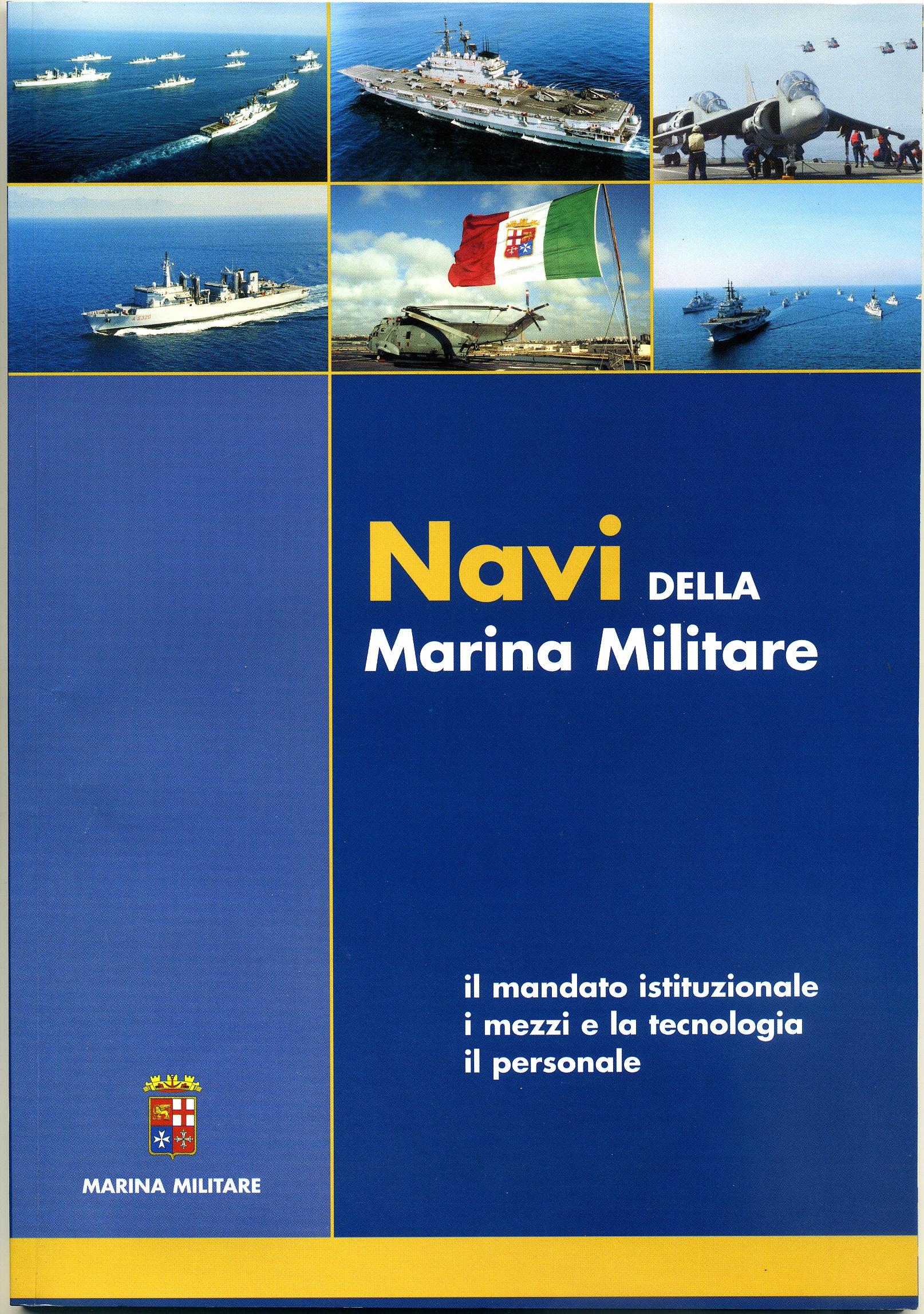 Navi della Marina Militare