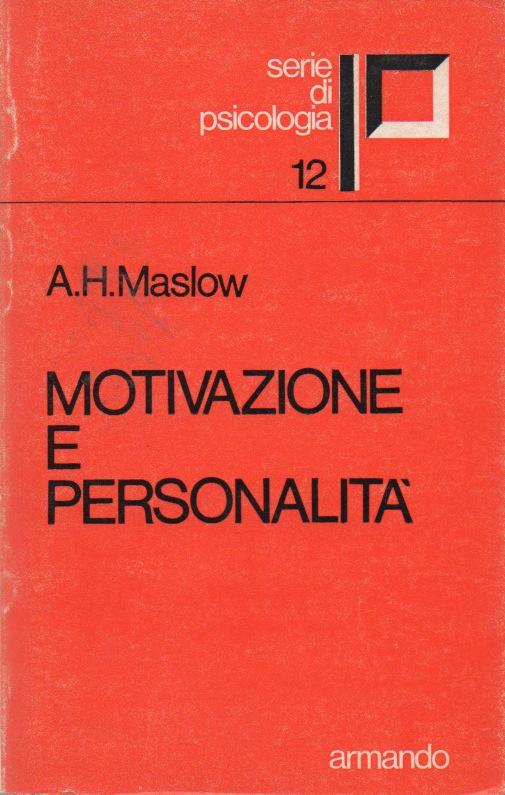 Motivazione e personalità