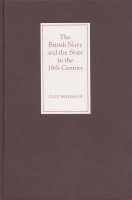 The British Navy and the State in the Eighteenth Century (0)