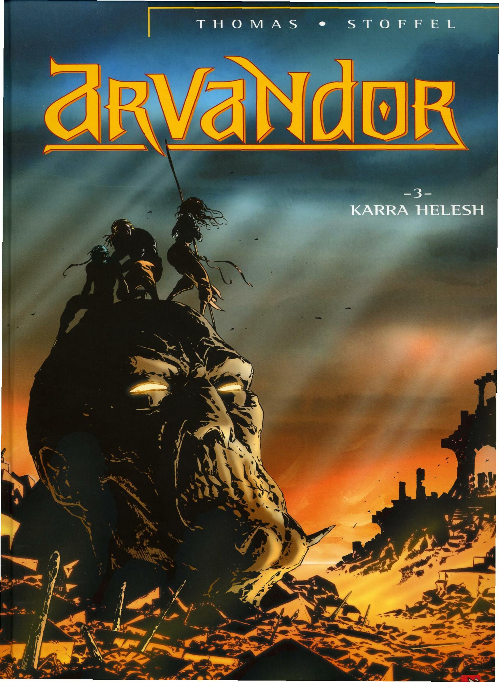 Arvandor, tome 3