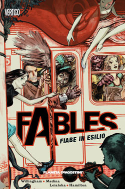 Fables Fiabe in esil...