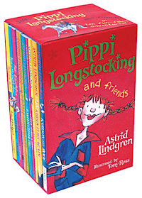 Pippi Longstocking and Friends