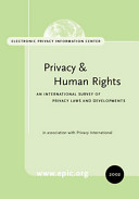 Privacy and Human Rights 2002