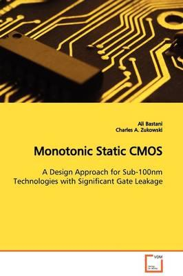 Monotonic Static Cmos