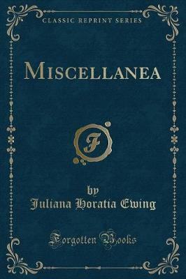 Miscellanea (Classic...