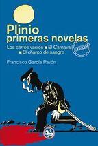 Plinio: Primeras novelas
