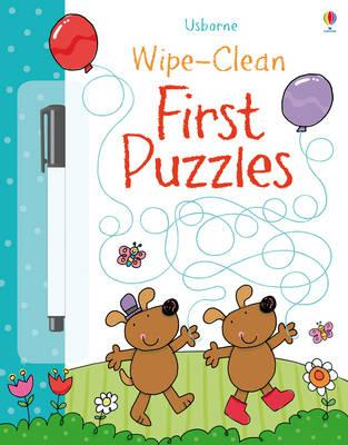 Wipe-Clean First Puz...