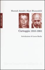 Carteggio 1933-1963
