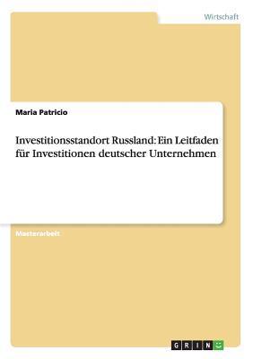 Investitionsstandort Russland