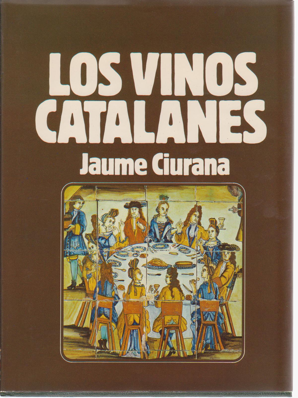 Los Vinos catalanes