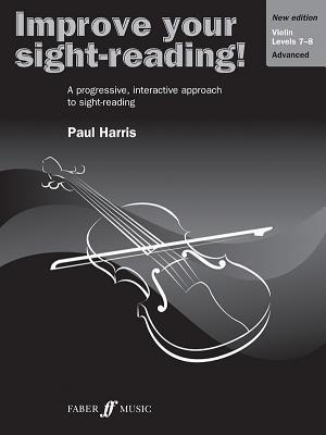Improve Your Sight-Reading! Violin, Level 7-8