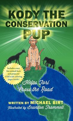 Kody the Conservation Pup