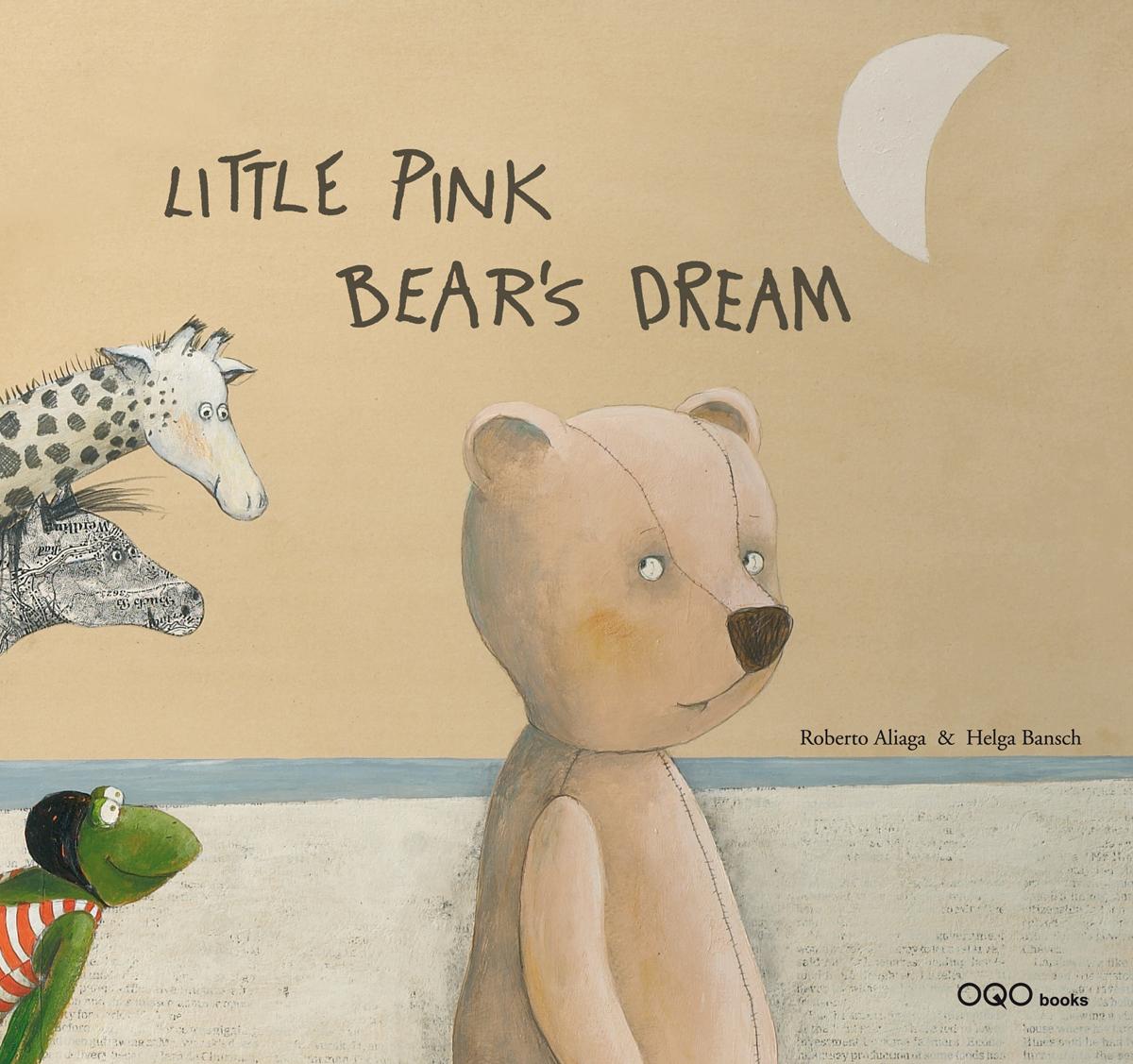 Little Pink Bear's Dream