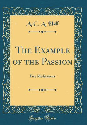 The Example of the Passion
